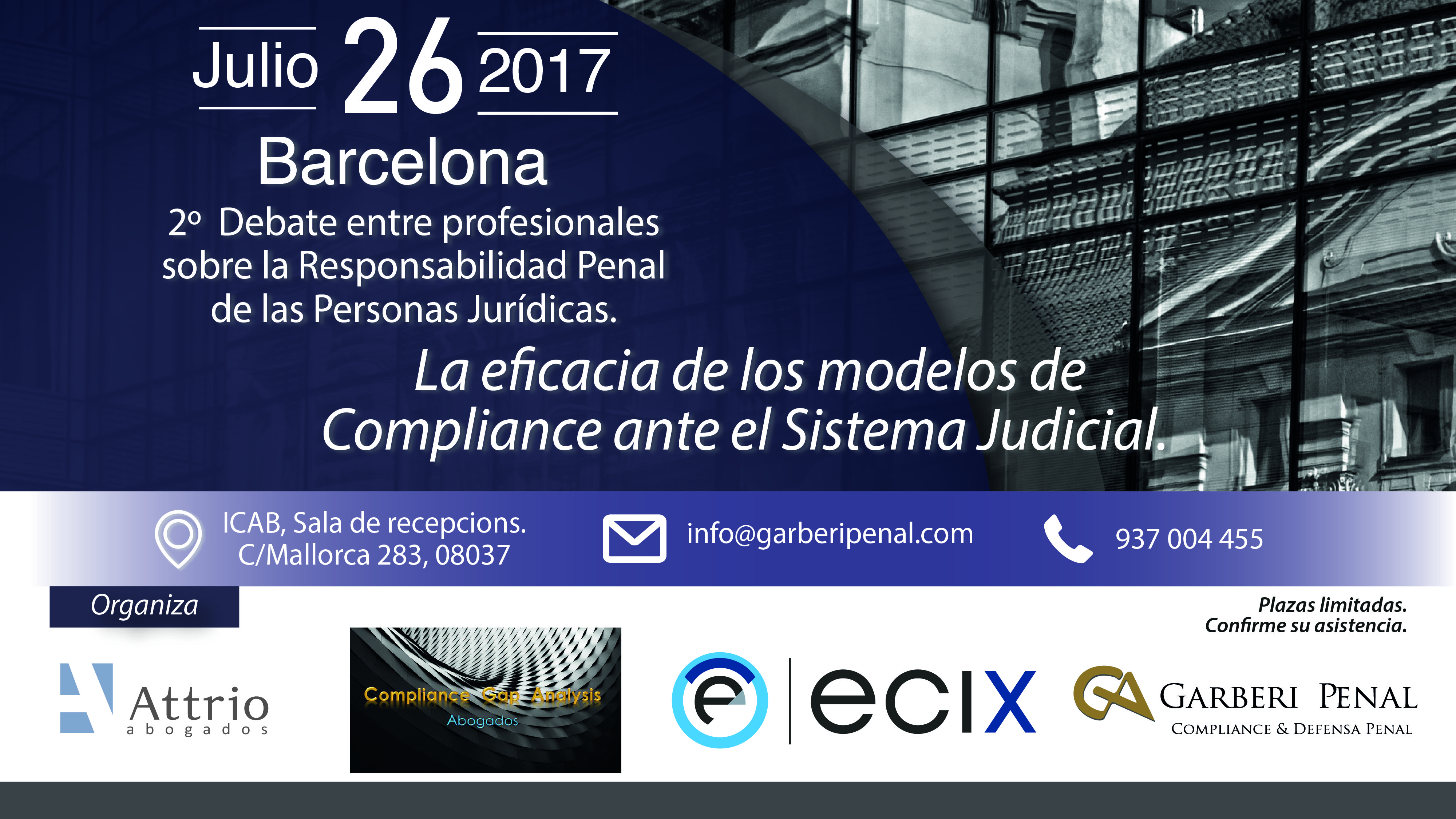 Compliance-debate-barcelona